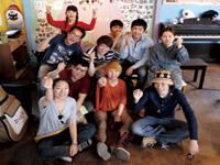 젊음의 열정이 모여 '문화장터'로 변신