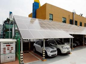 에너지신산업, 친환경 에너지 태양광 발전