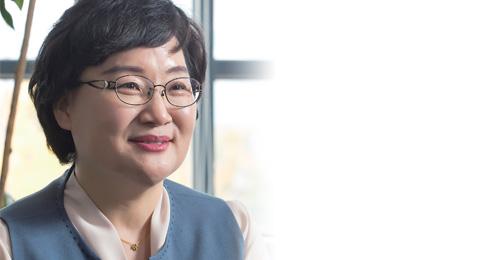 문미옥 청와대 과학기술보좌관 특별 인터뷰