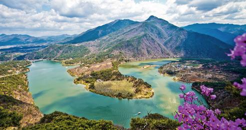 [한국관광공사 추천여행지] 호수 따라 굽이굽이, 괴산 산막이옛길