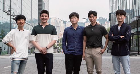 청년정치크루 '정치권의 방탄소년단' 꿈꾸다
