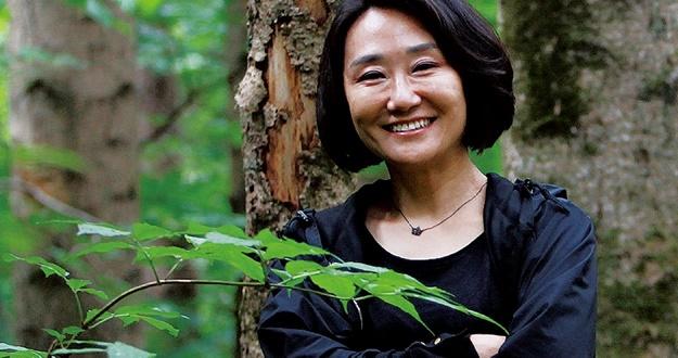 숲의 여왕… 20만 평 '녹색 바다'에 자연체험학습장 '치유 숲'