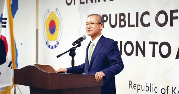 """""""한국과 아세안은 상생번영의 최적 파트너"""""""