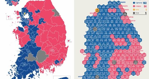 모든 지도는 정치적이다