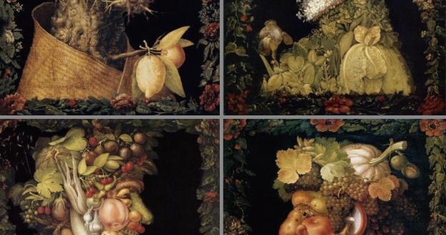 파격과 혁신으로 시대를 깨운 '정물 초상화'