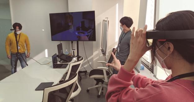 "3D 입체영상으로 방방곡곡 ""여행을 떠나요"""