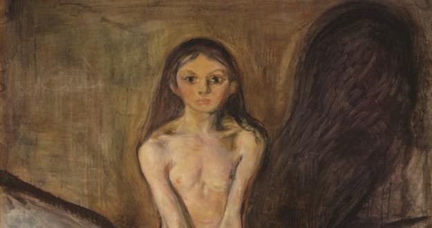사춘기 소녀 짓누르는 불안의 그림자