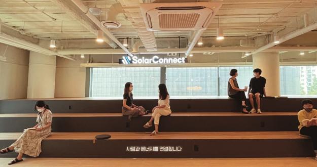 기업과 재생에너지 그리고 사람을 연결합니다